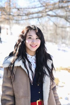 winter outfits korean 29 Cute Winter Outfits For E - winteroutfits Nayeon, Kpop Girl Groups, Korean Girl Groups, Kpop Girls, K Pop, Extended Play, Twice Chaeyoung, Rapper, Twice Kpop