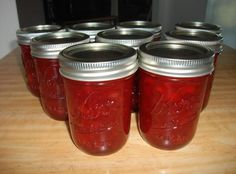 Amish Rhubarb Jam Recipe