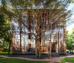 The Wine Ayutthaya by Bangkok Project Studio