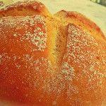 Pan fresco, feliz día