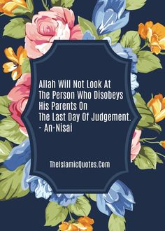50 Islamic Quotes on Parents with Images-Status of Parents Prophet Muhammad Quotes, Quran Quotes, Faith Quotes, Love Parents Quotes, Feminism Quotes, Allah Love, Beautiful Islamic Quotes, Learn Islam, Marriage Relationship