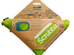 The Scrubba is an easy way to wash your clothes on long trips.