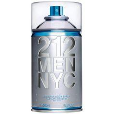212 MEN Seductive Body Spray