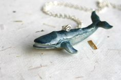 Porcelain hand painted pendants by apocketofwhimsy in Southern California