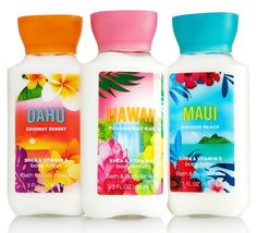 Bath & Body Works Hawaii Collection Coming Soon