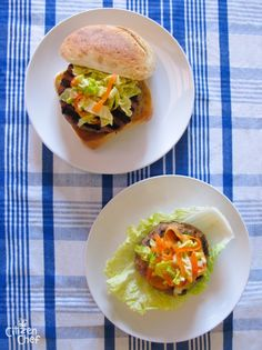 Thai Style Turkey Burgers with Cabbage Slaw Thai Coconut, Cabbage Slaw, Turkey Burgers, Thai Style, Citizen, Make It Simple, Easy Meals, Dishes, Chicken