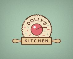 Dolly's Kitchen | #logo #design