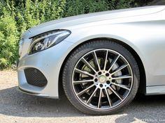 Mercedes-Benz C-Klasse T-Modell Kombi 2014 diamantsilber metallic