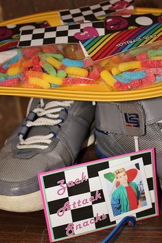 """Kara's Party Ideas """"Saved By The Bell"""" Party! - Movie, Epic, TV Series Party 
