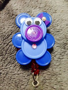 ID badge holder ( Bear ) sold by My Fun ID Creations. Shop more products from My Fun ID Creations on Storenvy, the home of independent small businesses all over the world.