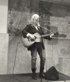 Patti Smith at Dover Street Market London on AnOther Mag