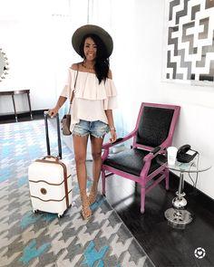 Summer Travel Style