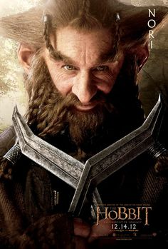 Hobbit Character Posters  Look for it at http://sniffmusic.com