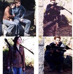 Catching Fire behind the scenes