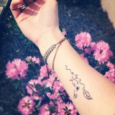 17 tatuajes de buen gusto para veganos