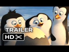 'Penguins of Madagascar' preview gives female one line: 'Where's the sound?' | Reel Girl (The Smurfette Principle needs to GO).