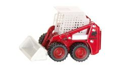 Kempmann Skid Loader by Siku. $5.99. 1/50th scale. Age Grade 3+ Diecast