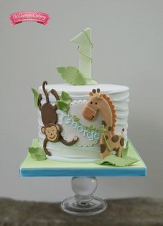 George's Jungle by The Custom Cakery