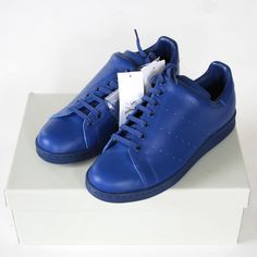 953263806 Details about Y s YOHJI YAMAMOTO x ADIDAS diagonal lace shoes Stan Smith Ys  sneakers 7-US NEW