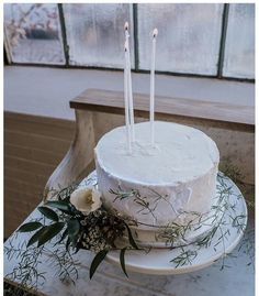 Ohh my gosh! Look at this cute little cake!