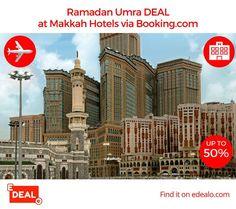 BOOK this Ramadan Umra DEAL & many more travel DEALS via edealo.com  #ramadan #dubai #ramadan2017 #spirituality #spiritual #uae #dubaitag #mosque #spiritualgrowth #umrahwithfamily #umra #wisdom #ramadankareem #bahrain #umrah #mydubai #dubailife #iftar #umrahtrip2017 #makkah #qatar #ramadanmubarak #kuwait #ksa #fasting #doha #unitedarabemirates #peace