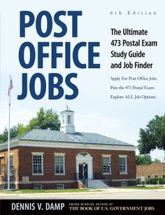The all new sixth edition of Post Office Jobs provides an overview of what jobs are available, including many that don't require written tests and how to apply for them. You will also find a comprehensive 473/473E study guide with helpful test taking strategies that could dramatically improve many applicant's exam scores. Seven other sample postal exams are included in this new edition for maintenance, clerical, technician, and other major occupations.