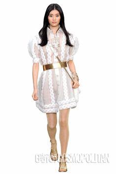 时尚COSMO_凉爽的夏日装来袭 焕然一新_时髦办