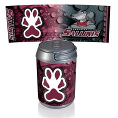 Southern Illinois University Mini Can Cooler by Picnic Time