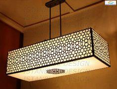 Ottoman Lazer Cut Turkish Handmade Chandelier  by IstanblueDesign