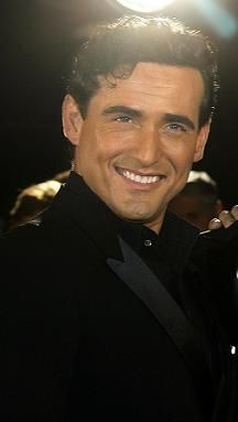 Carlos so charming and handsome!