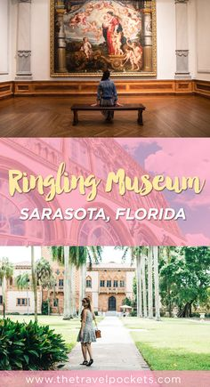 Ringling Museum of Art in Sarasota, Florida - We were blown away by this museum. There is lots to see and can be fun for all ages with the beautiful gardens, circus museum, art museum, and the Ca� d�Zan.