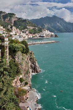 Amalfi, Amalfi Coast, Italy
