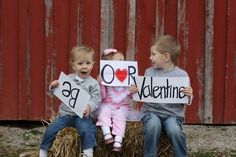 Valentine Photo idea! Super Cute