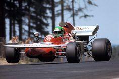 Henri Pescarolo, Nurburgring 1971, March 711