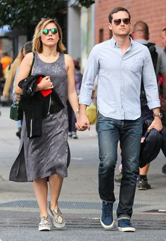 Sophia Bush and Jesse Lee Soffer