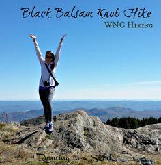 Black Balsam Knob Hike   Running in a Skirt Black Balsam hike in Western North Carolina.  Breathtaking views from 6,000+ feet! www.RunninginaSkirt.com