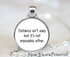 LONG DISTANCE RELATIONSHIP Distance isn't by NowThatsPersonal
