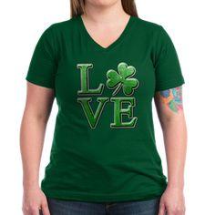 d390dca8d LOVE LOVE LOVE Irish Shirt Irish Eyes, Diy Crafts For Kids, Leprechaun, St