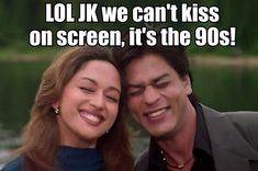 "Omg this is the funniest thing ever. Here Is An Accurate And Honest Summary Of ""Dil To Pagal Hai"""