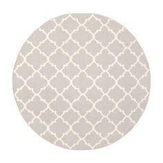 Safavieh DHU554G Dhurries Area Rug, Grey / Ivory | ATG Stores