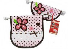 Capa Para Puxadores - poás floral