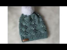 كروشيه طاقيه الاكثر طلبا بغرزة جديده crochet hat new stitch - YouTube Knitted Hats, Crochet Hats, Kids Wear, Beanie, Knitting, How To Wear, Fashion, Berets, Gloves