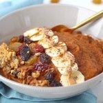 Simple Sweet Potato Breakfast Bowl Feature