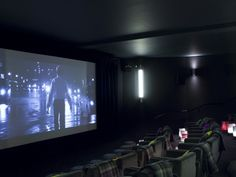 Aubin Cinema - Shoreditch London Places, Cinema, Movies, Movie Theater