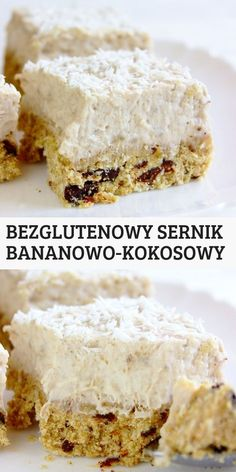 Gluten Free Sweets, Gluten Free Recipes, Vegan Recipes, Cooking Recipes, Cake Bars, Vegan Cake, Cooking Time, Cake Recipes, Sweet Tooth
