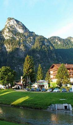 Oberammergau, Bavaria, Germany |
