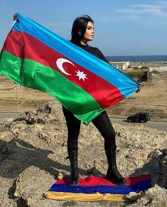 Azerbaijan Flag, Eurasian Steppe, Turkic Languages, Golden Horde, Turkish People, Indian Hindi, Knit Rug, Blue Green Eyes, Indian Language