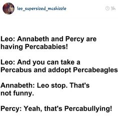 Percabeth!  Percababies! Percabeagles! Percaeverything!!!!