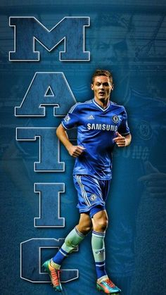 NEMANJA MATIC Chelsea Football, Chelsea Fc, Fc 1, Blue Bloods, Editing Pictures, Love Affair, Blues, Soccer, Sports