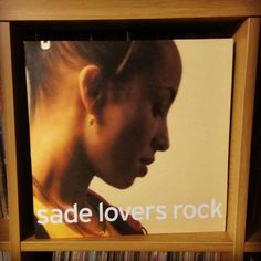 """Being played tonight in DC... Sade Lovers Rock..... The band is incredible.. Sade of course is queen.... the theme tonight is """"All About Our Love"""".... Picked this record up  on a whim with a bunch of friends late one night.... and even though I thought I already had a copy I couldn't leave her behind... follow your instincts....... #vinyljunkie #nowspinning #vinyloftheday #vinylcollection #album #albumcover #DJ #recordcollection #vinyl #music #record #turntable #profile  #vinylcommunity…"""